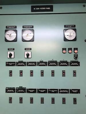 Фидерная панель 220В на ГРЩ