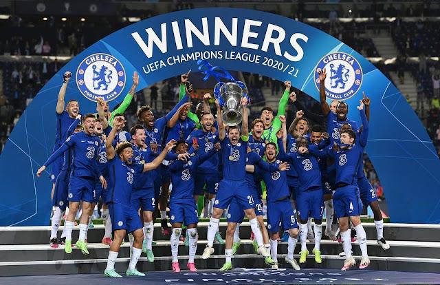 Chelsea Juara Liga Champion 2021