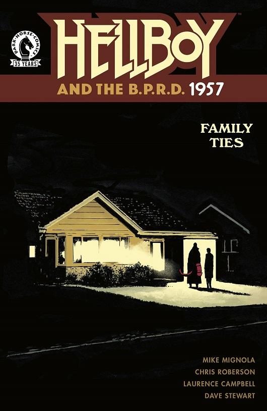 Hellboy & BPRD 1957: Family Ties #1