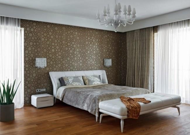 Decoración cabecera dormitorio