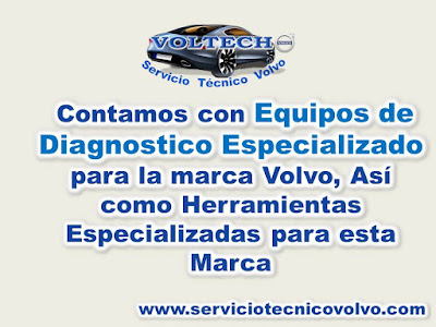 Diagnostico Especializado Volvo VOLTECH