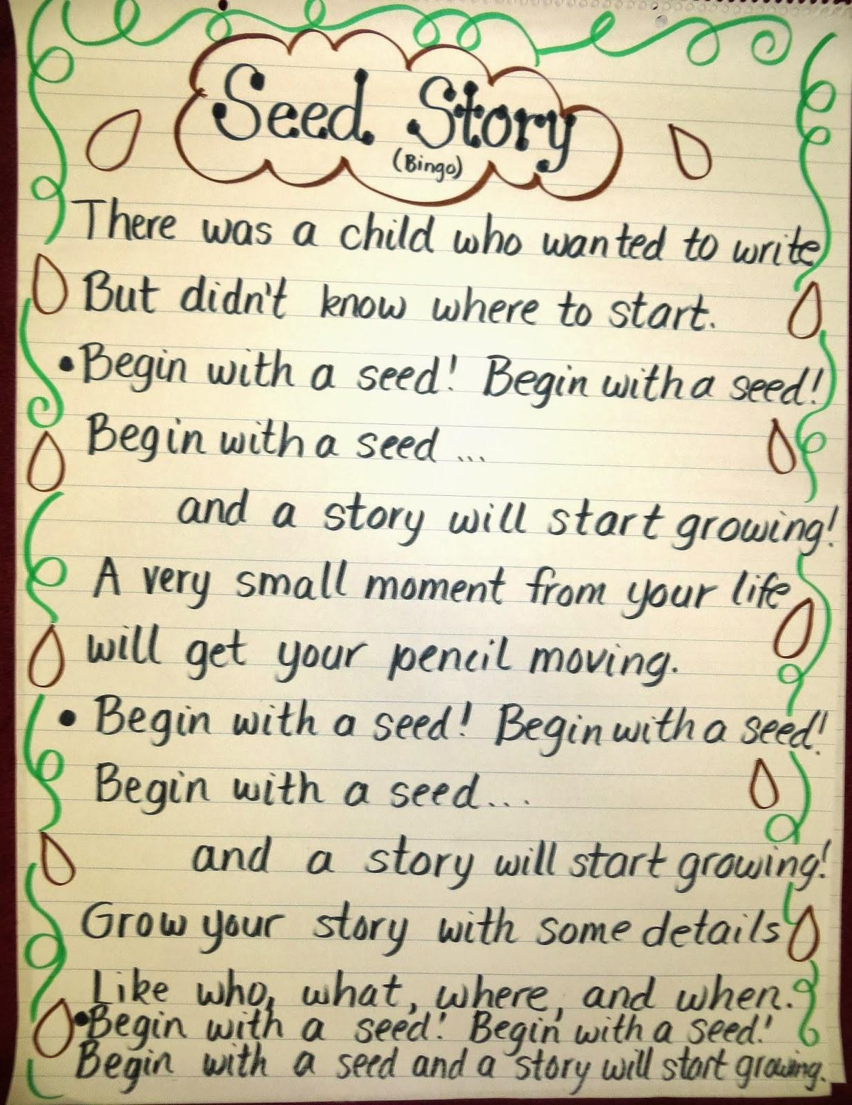 writing a myth story
