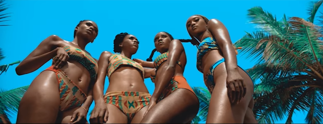 Sauti Sol Ft Patoranking - Melanin Video
