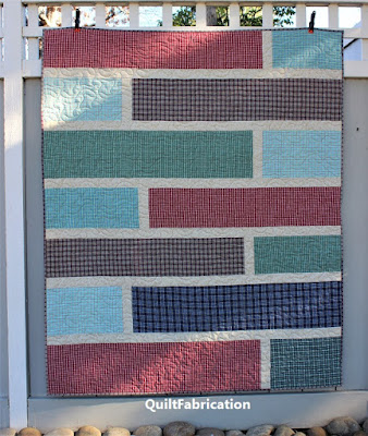 Quarter Cut 3 quilt by QuiltFabrication