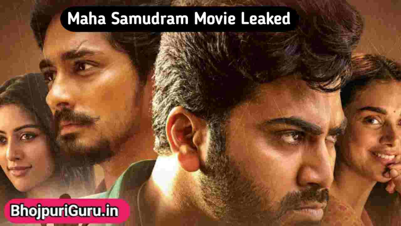 Maha Samudram Telugu Movie Download Movierulz