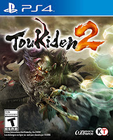 Toukiden 2 game PS4 Cover