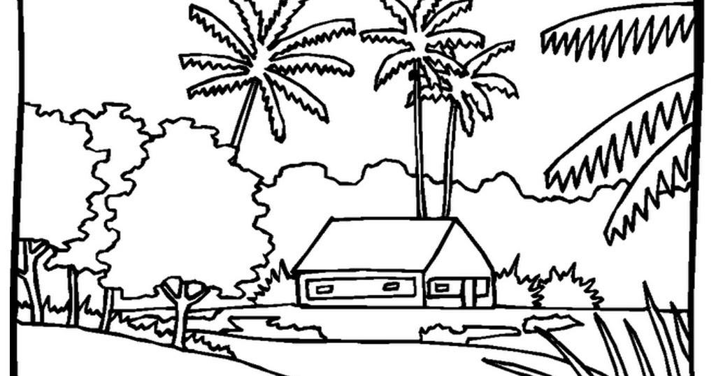 Gambar Pemandangan Rumah Minimalis Gambar Oz