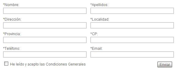 neo 2.0 - Validación de campos de un formulario con SpryAssets - 1