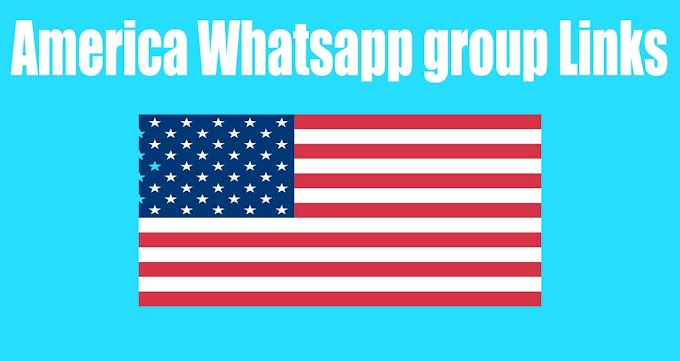 2020 Best Whatsapp Group Links America - 10000+ Whatsapp Group Links