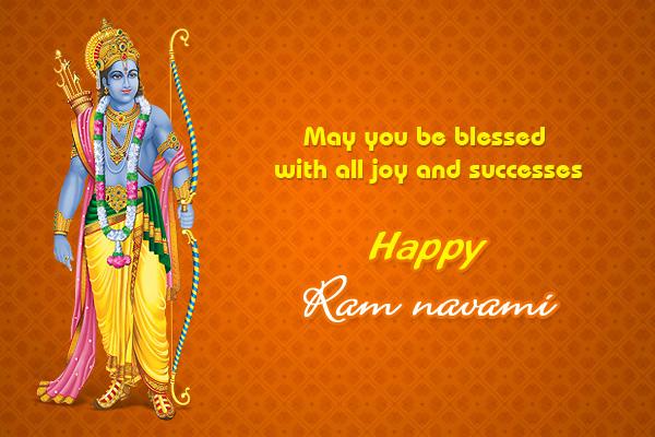 Ram Navmi wishes in Hindi