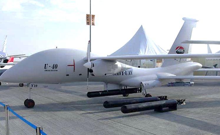 Drone Yaphon United 40 Block 5