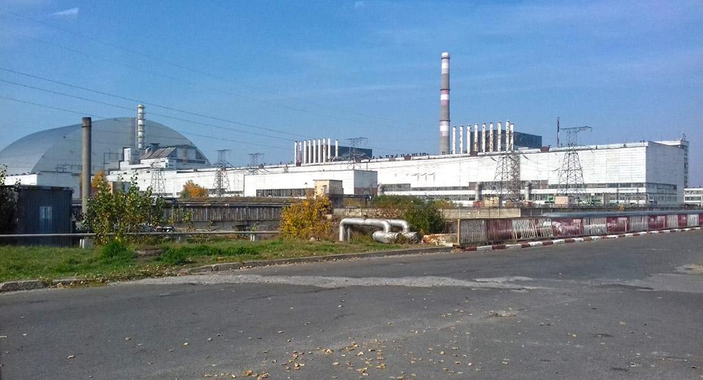 Чорнобильська станція сьогодні