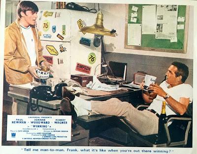 Winning 1969 Paul Newman Image 1