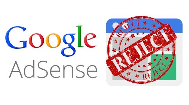 Penyebab Utama Blog Ditolak Saat Review Site Kebijakan Terbaru Adsense