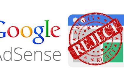 Ditolak AdSense Saat Review Tahap Kedua? Mungkin Ini Penyebabnya! Nomor 1 Paling Sering Dilakukan