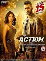 Action 2019 Hindi Dubbed 720p HDRip