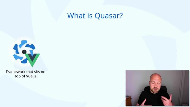 Quasar Framework: Cross-Platform VueJS Vuex & Firebase Apps