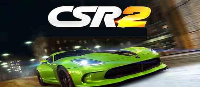 Racing CSR 2 v2.10.0 [Mod] APK Yarış Oyunu indir