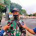 HUT TNI, Kodim Wonosobo Bagikan 350 Paket Sayuran Kepada Masyarakat