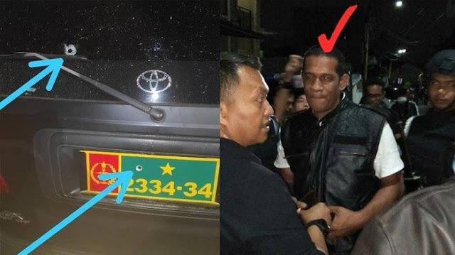 Beredar Foto Eksekutor Perwira TNI Letkol Dono Kuspriyanto, Ini Identitasnya