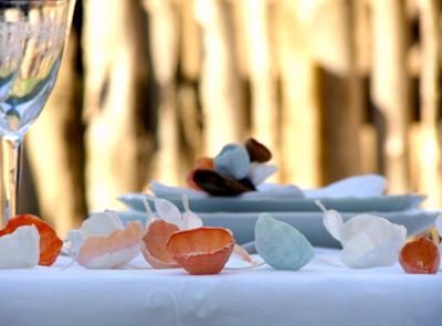 tavolo -fiori-carta