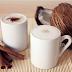 Piernikowo-orkiszowa kawa fit z mleczkiem kokosowym
