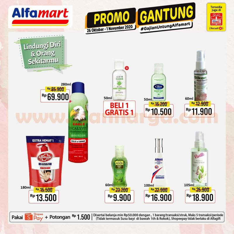 Alfamart GANTUNG Promo Gajian Untung 26 Oktober - 1 November 2020 16