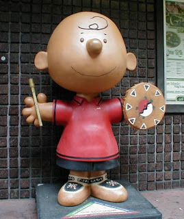 Image: Charlie Brown: You're a Good Drummer, Charlie Brown, by Andrew Kuchling on Flickr