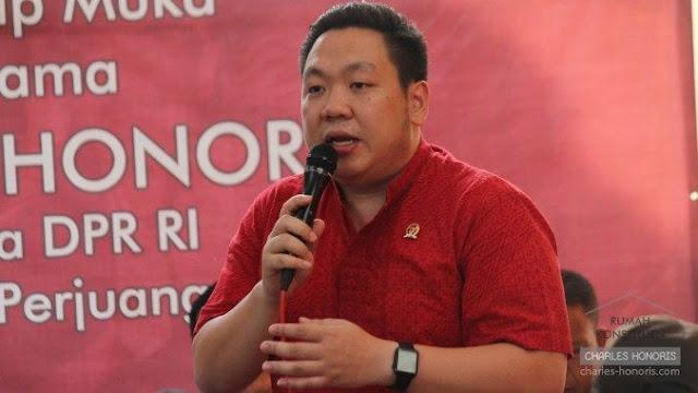 F-PDIP: Pak Jokowi, Kondisi Sudah Darurat, Jangan Sampai Makin Gawat