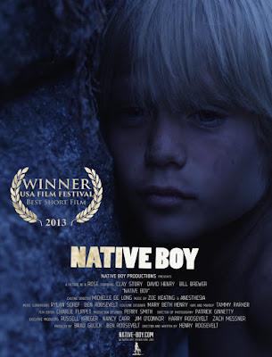 Местный мальчик / Native Boy. 2012.
