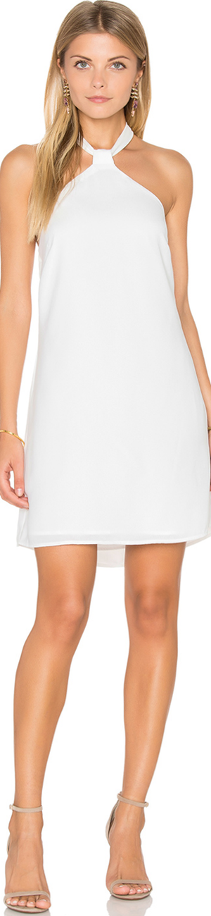 Endless Rose Sleeveless Woven Mini Dress