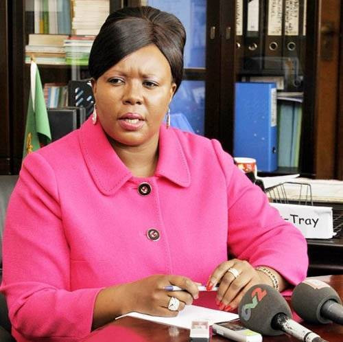 Zambia's Information Minister tests positive for Coronavirus
