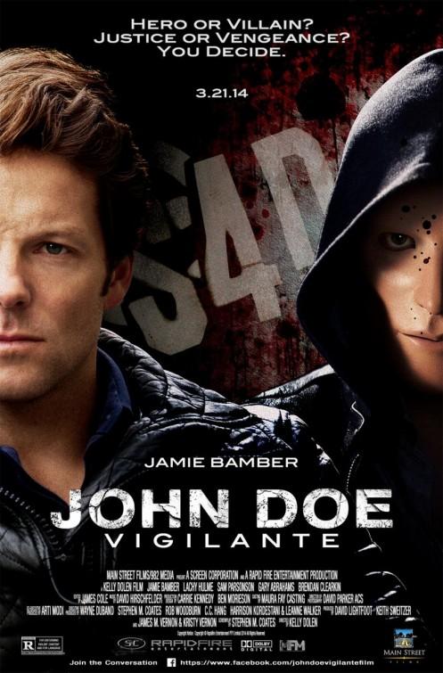 Nonton Film John Doe: Vigilante (2014)