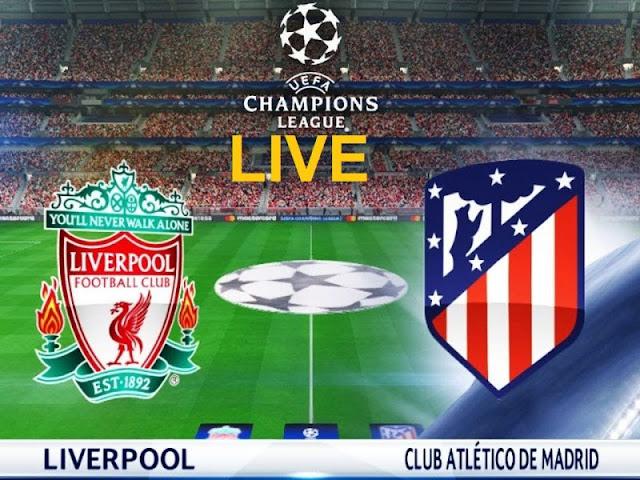 موعد مباراة اتليتكو مدريد وليفربول بث مباشر بتاريخ 18-02-2020 دوري أبطال أوروبا