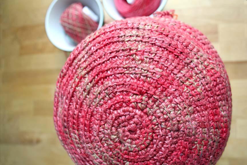 The Yarn Monkey Chronicles  Tunisian Crochet in the Round 4f0cc04c887