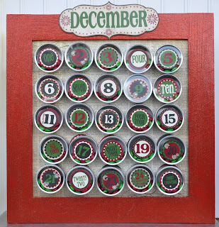 BabcoUnlimited.blogspot.com -- 12 Days of Christmas Advent Calendar