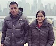Vicky Kaushal parents