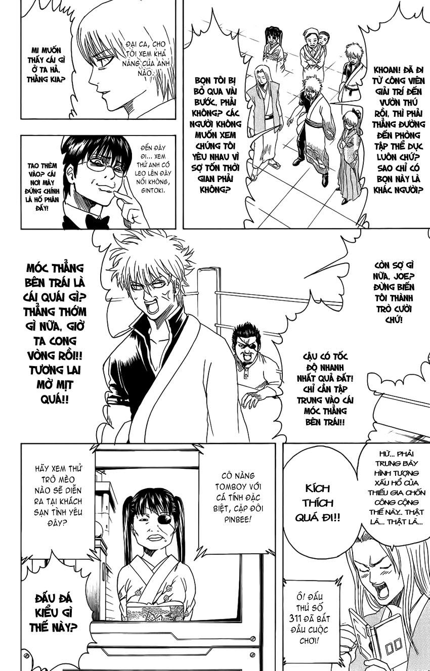 Gintama Chap 350 page 3 - Truyentranhaz.net