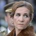 """La infanta Elena de Borbón manda """"a la mierda"""" a los periodistas"""