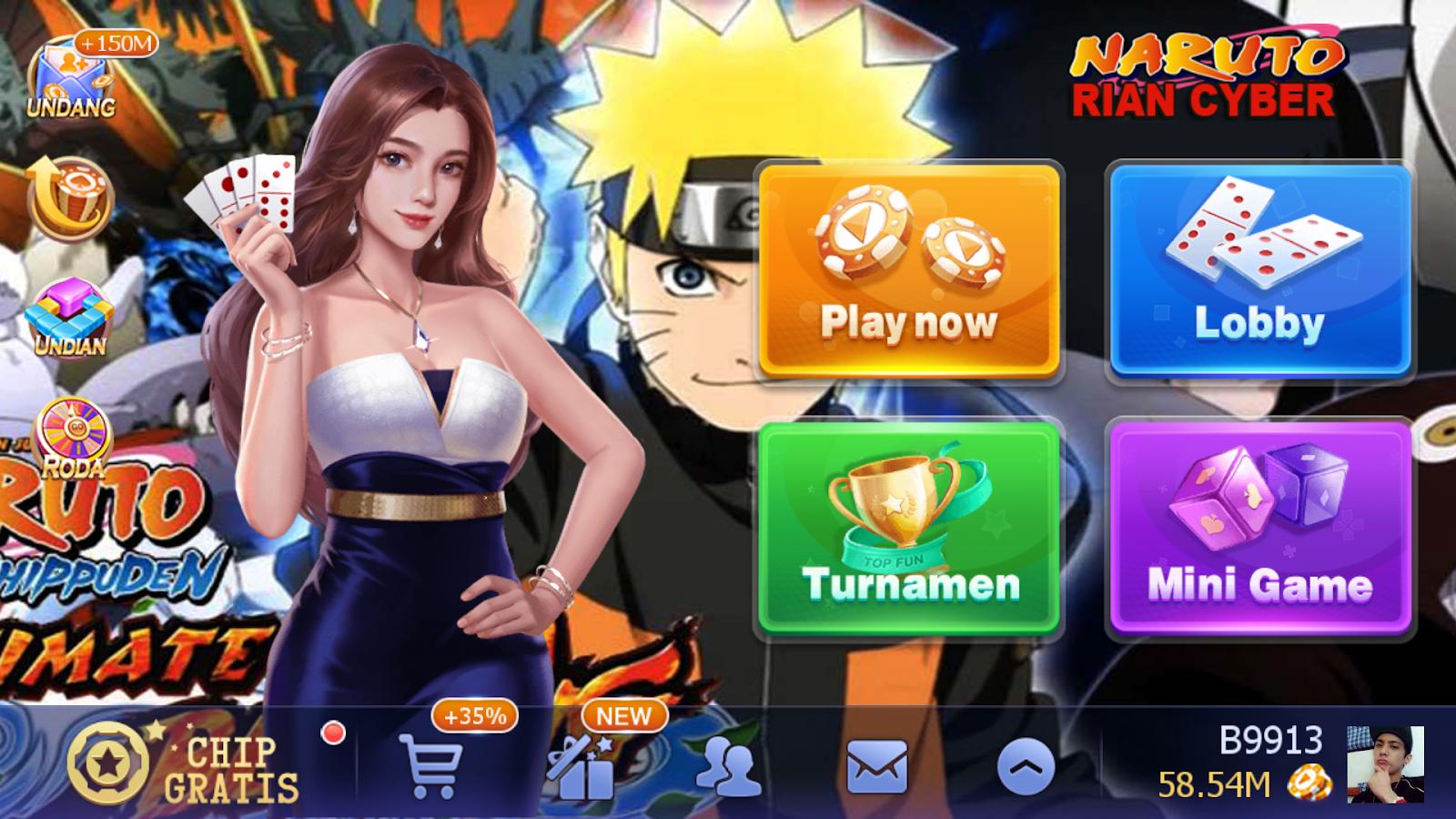 Aplikasi Domino Qq V 1 8 3 Apk Mod Naruto Vip 6