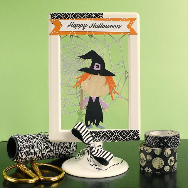 Cornice Ikea Tolsby Versione Halloween
