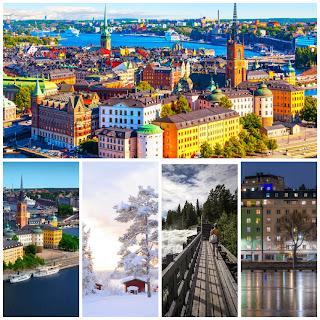 السويد،دولة السويد،أين تقع السويد ،عملة السويد