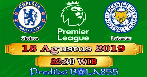 Prediksi Bola855 Chelsea vs Leicester 18 Agustus 2019