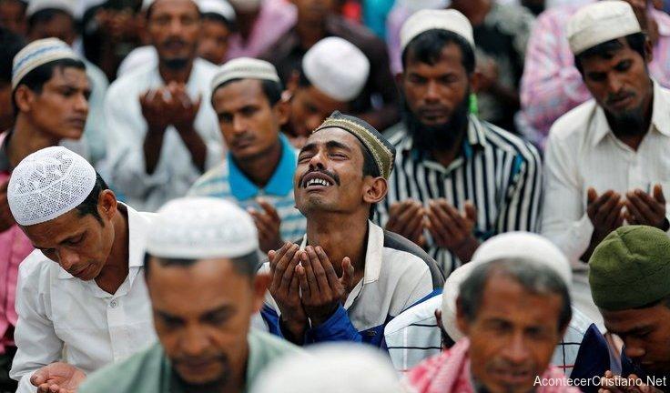 Ex musulmanes en Medio Oriente