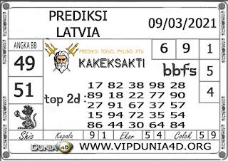 Prediksi Togel LATVIA DUNIA4D 09 MARET 2021