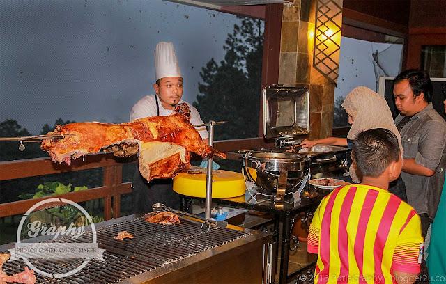 Buffet Ramadan Rajawali Awana Genting Highlands