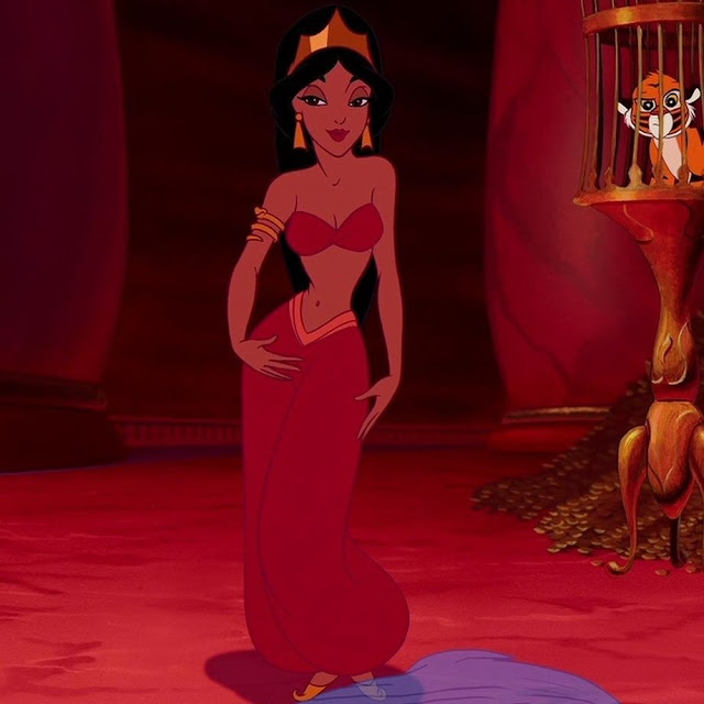 Princess Jasmine Costume | Halloween Costume