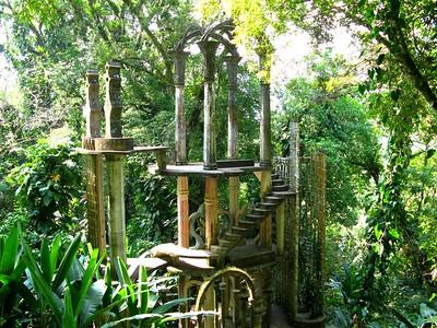 Jardín Escultórico Edward James en Xilitla