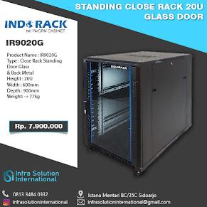 Produk rack server PT. Infra Solution International