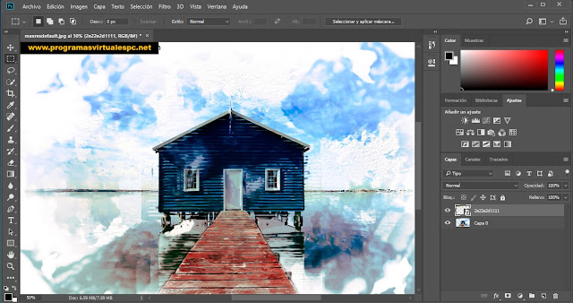 Adobe Photoshop CC 2018 Portable 4DRFT